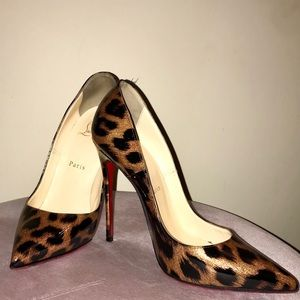 Christian Louboutin so kate 7.5 fixed price